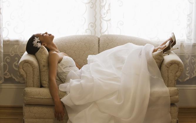 Check hier of jij het type bruid bent dat wel een wedding planner kan gebruiken