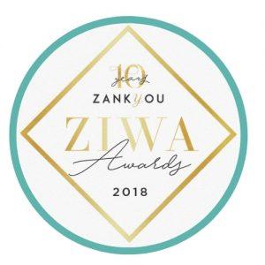 Nozza winaar ZIWA2018 wedding planner