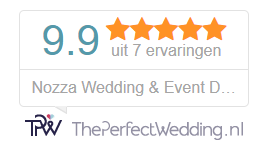 Ervaringen bruidsparen NOZZA op The Perfect Wedding