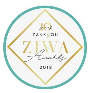 Nozza winaar ZIWA2018 wedding planner